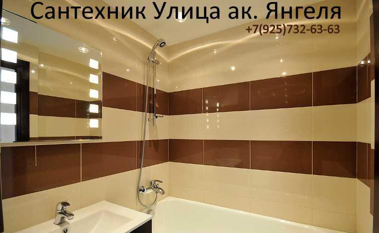 Сантехник Улица ак. Янгеля