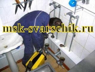 Ремонт канализации москва
