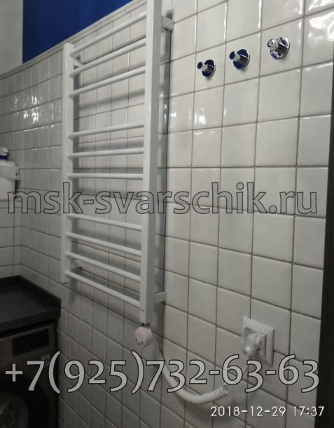 услуги сантехника Бутово парк