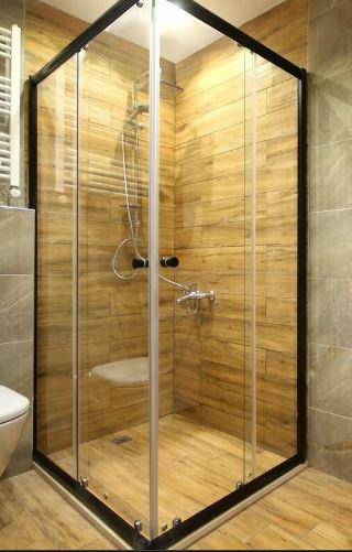 Душевая кабина без поддона на полу установка оптимальные размеры, как сделать в квартире,