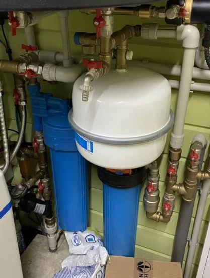 Монтаж труб водоснабжения в квартире частном доме или на даче под ключ