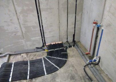 монтажа домашних водопроводов применяется четыре типа пластиковых труб