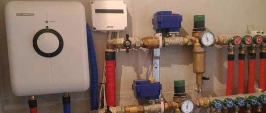 Разводка водопровода в квартире и частном доме в Москве и Московской области