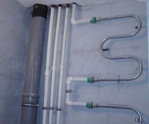 Замена стояков водоснабжения в квартире цена вопроса и этапы ремонтных работ;